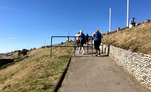 Gorleston Cliffs parkrun