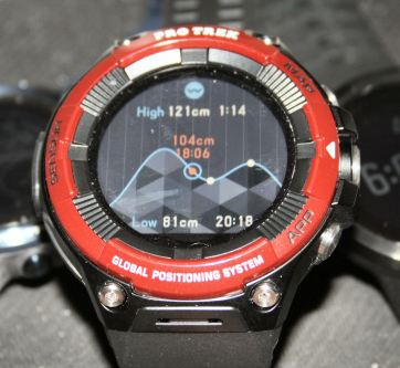 Casio Pro Trek Smart Review WSD-F21HR