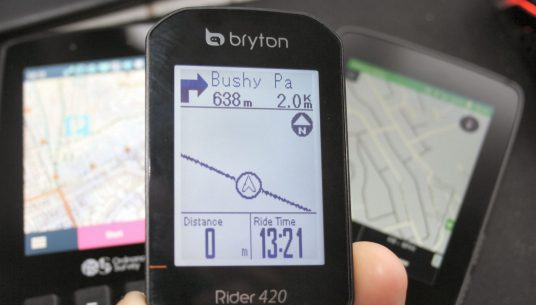 Bryton Rider 420 Review