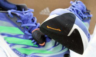 toe view of adidas Adizero Adios Pro 2 detailed review
