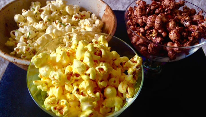 ditch unhealthy microwave popcorn now
