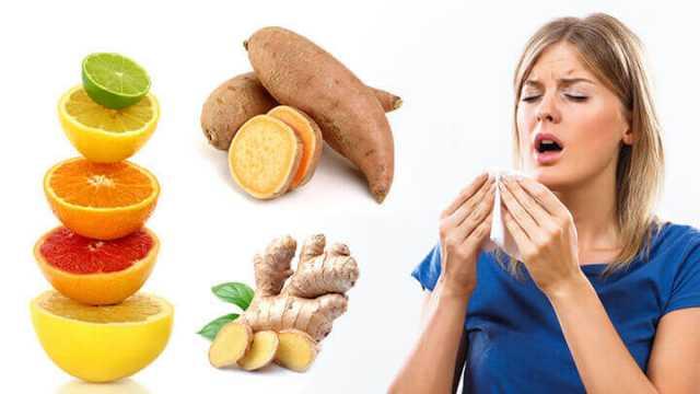 Immune System Fighting Virus
