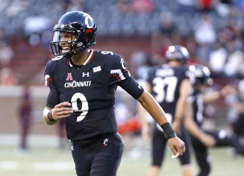 Bearcats Beat: Quarterback Desmond Ridder continues to impress – The  Athletic