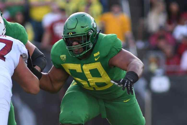 Why Oregon OT Penei Sewell would bolster the Bengals – The Athletic