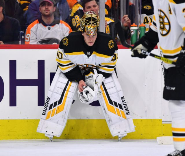 A Promising Bruins Season Has Been Put On Ice But Will It Resume