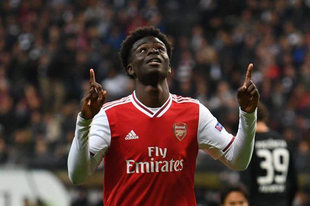 Exclusive: Bukayo Saka to sign new long-term Arsenal contract ...