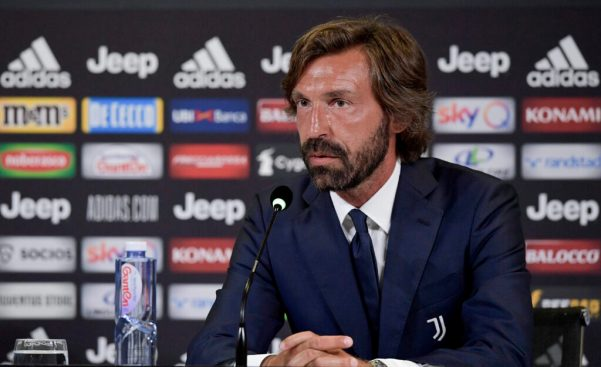 Juventus hope Pirlo can rejuvenate Old Lady and become their Pep ...