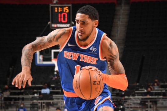 Obi Toppin is fun: Takeaways from Knicks' 1st game in months – The Athletic