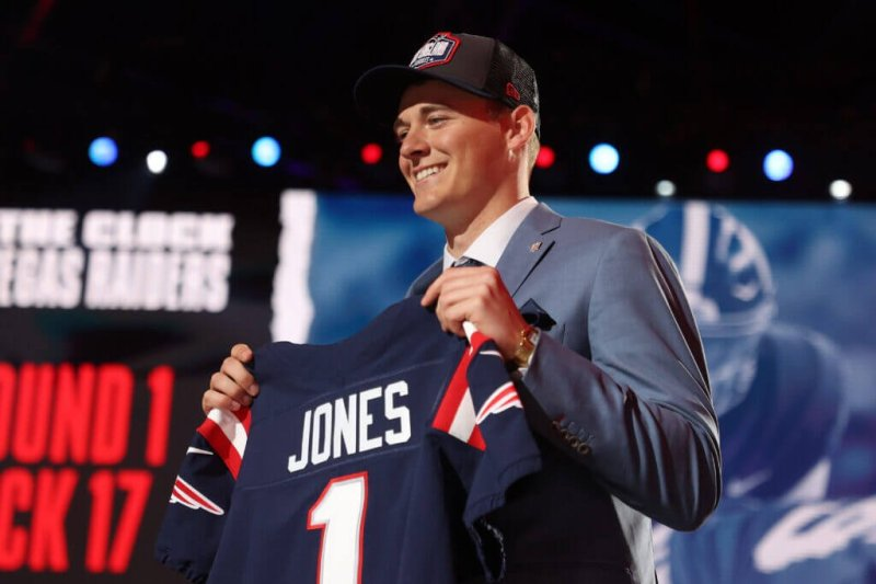 Mac Jones-to-the-Patriots comes with seal of approval from Harvard's Ben Abercrombie – The Athletic