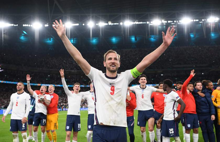 Dear Harry, you're the best No 9 in the world and England captain. That doesn't happen by accident