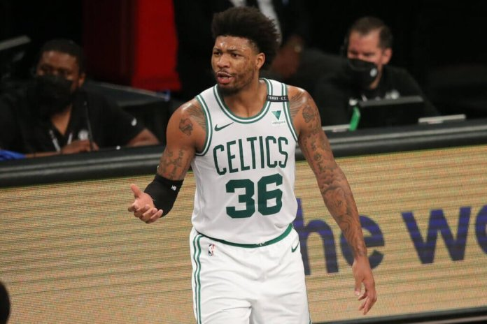 Watch Marcus Sensible's suspension is perhaps 'over and performed with' however shambolic preseason catches Celtics off guard – Google NBA News