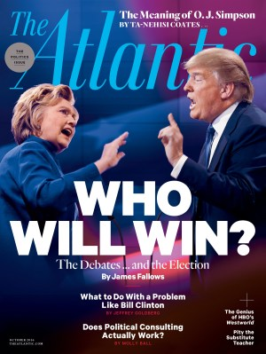 October 2016 Issue  The Atlantic