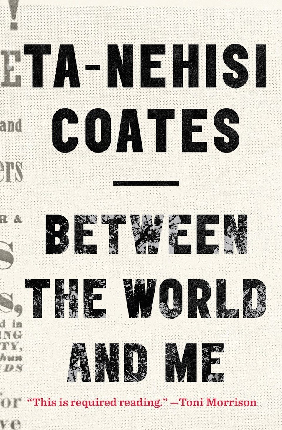 Image result for between the world and me book