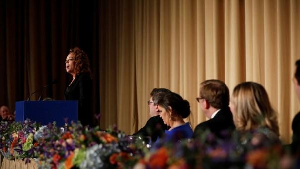 Image result for white house correspondents dinner
