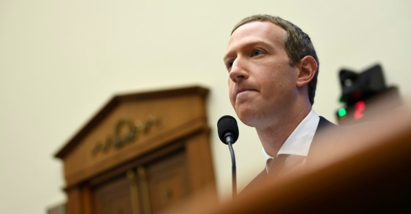 A Telling Exchange at the Zuckerberg Hearing