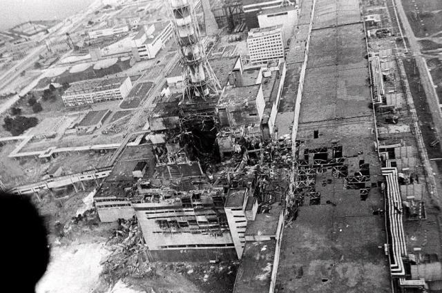 Hasil gambar untuk chernobyl disaster