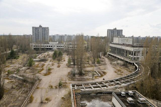 Hasil gambar untuk chernobyl now