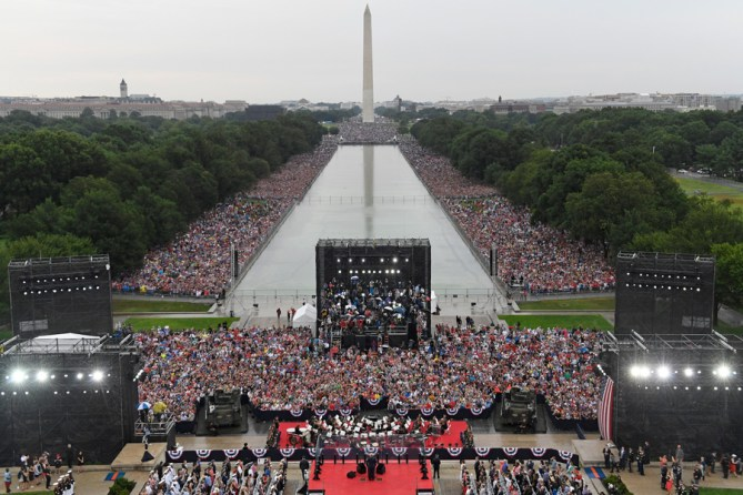 Image result for July 4th 2019 at Lincoln Square