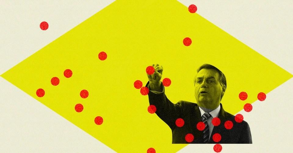 The Coronavirus-Denial Movement Now Has a Leader