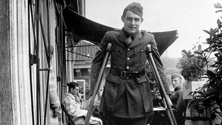 Hemingway Goes to War - The Atlantic