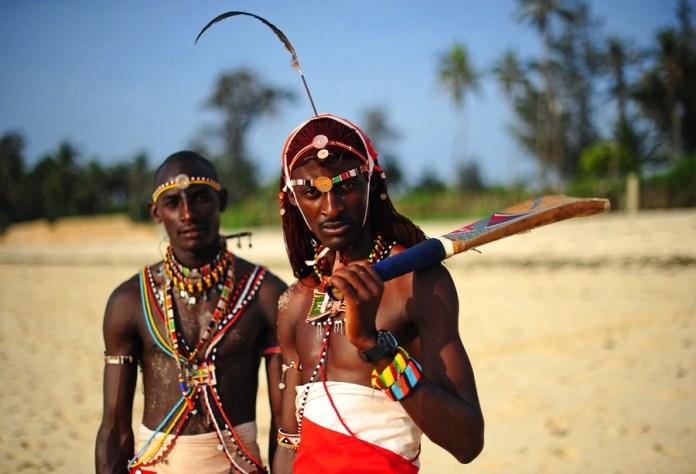 The Maasai Cricket Warriors - The Atlantic