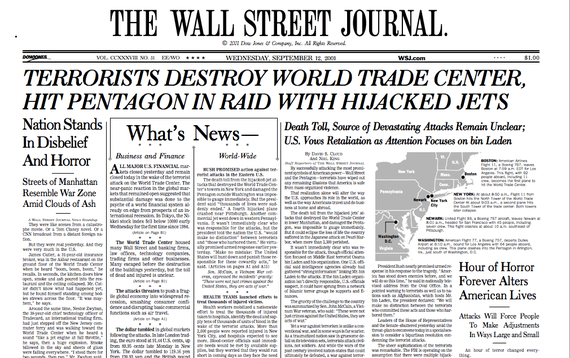 What Makes The Wall Street Journal Look Like The Wall Street Journal - The  Atlantic