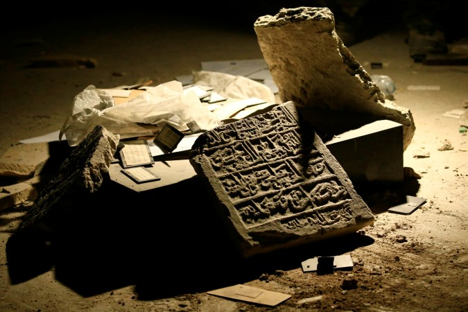 Erasing History: Why Islamic State is Blowing Up Ancient Artifacts