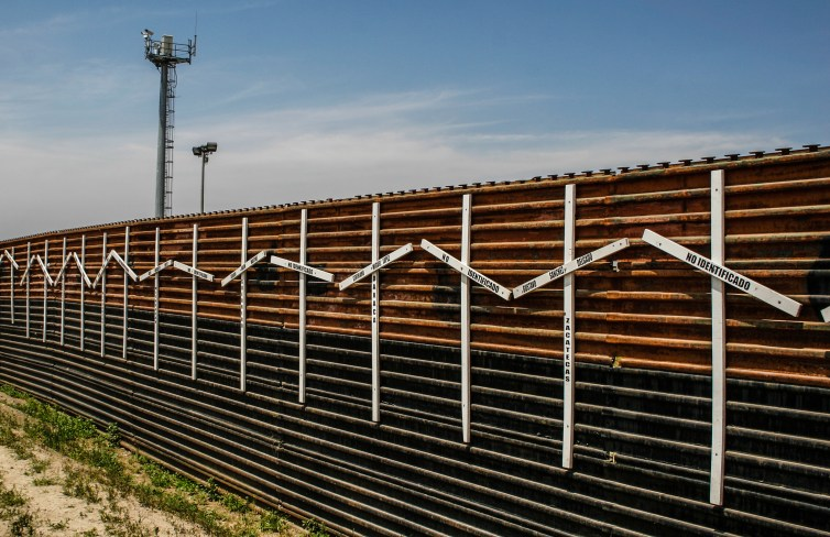 File 20170626 29088 ksrcigThe border wall between Tijuana, Mexico and San Diego, Calif. Credit: Tomascastelazo/Flickr, CC BY-SA