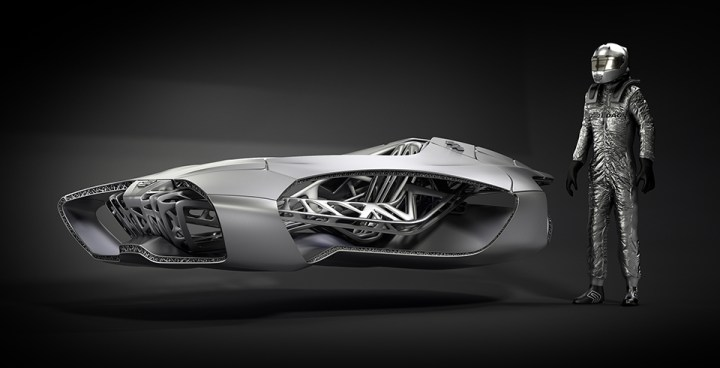 EDAG Genesis  The Future of Car Production