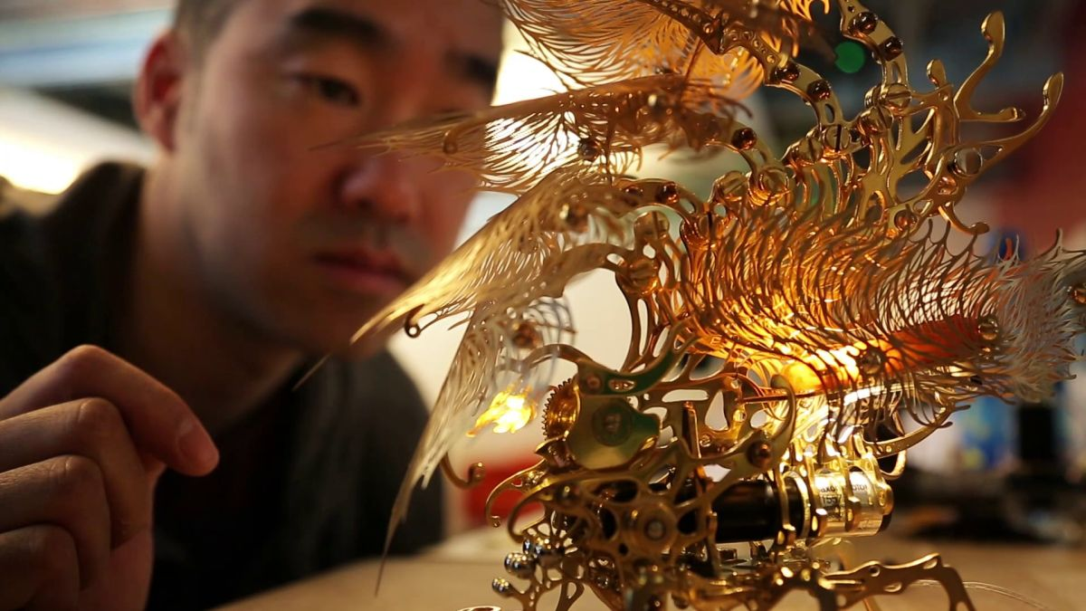 14 Incredible Kinetic Sculptures That Are Poetry In Motion