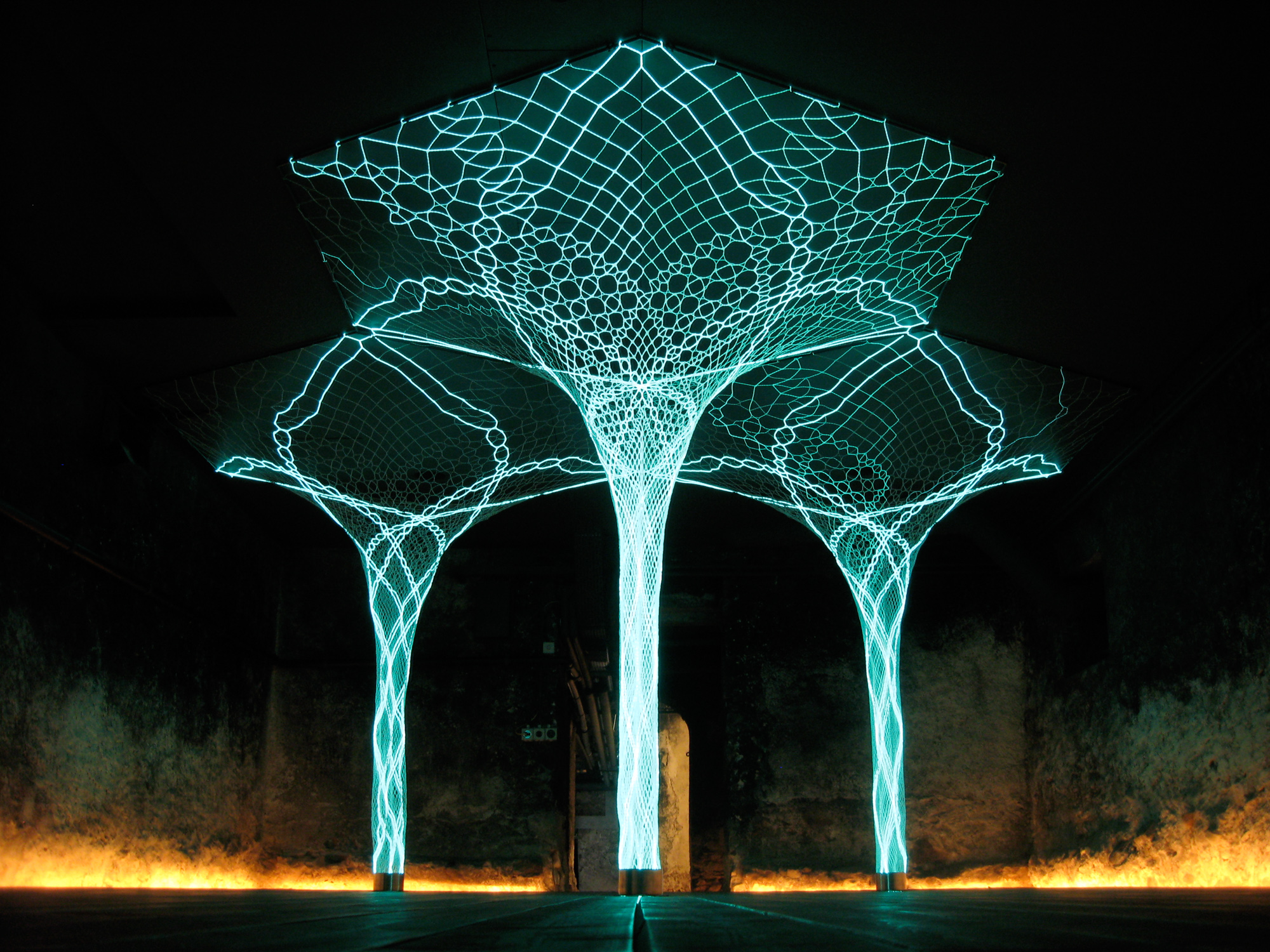 Solar Bulb Installations And Art Dedicated To The Power Of