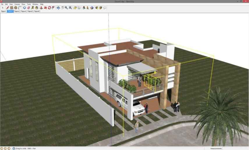 Live It Up  The 8 Best Home Design Software Programs View in gallery