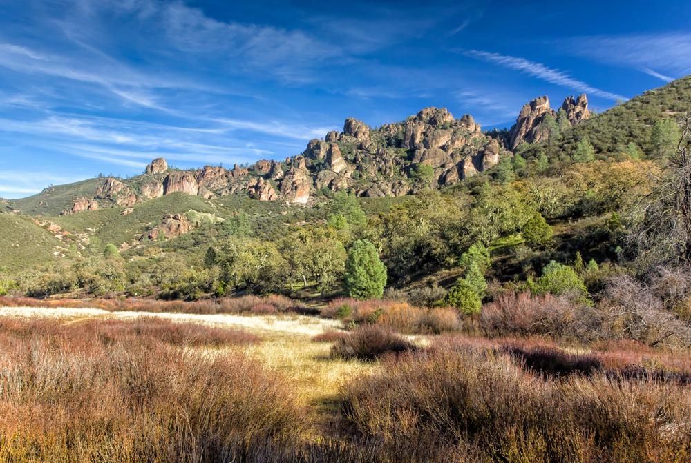 Parque Nacional Pinnacles