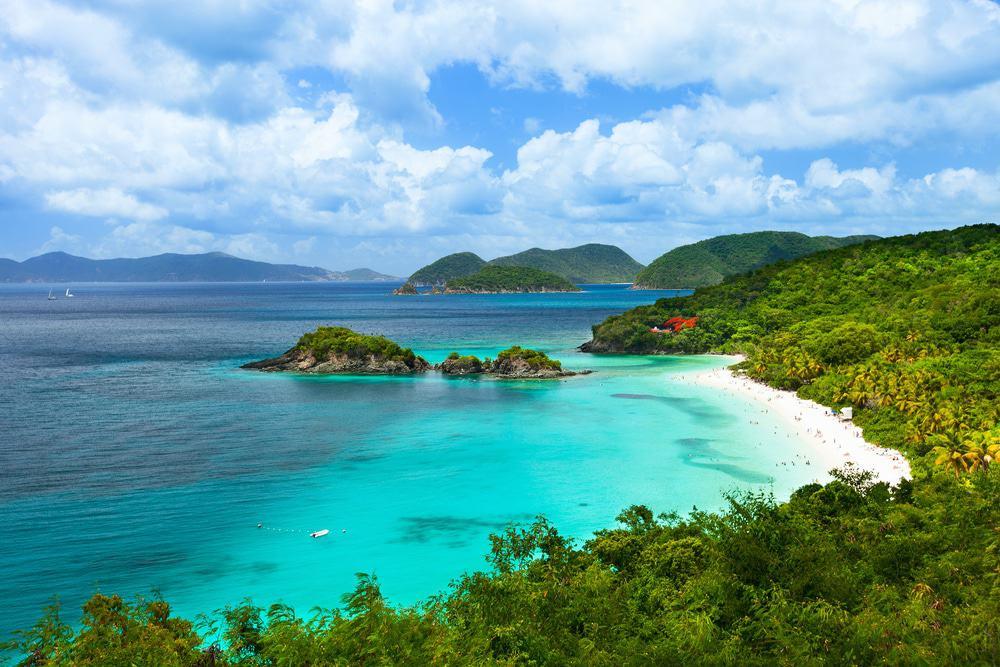 Parque Nacional de las Islas Vírgenes