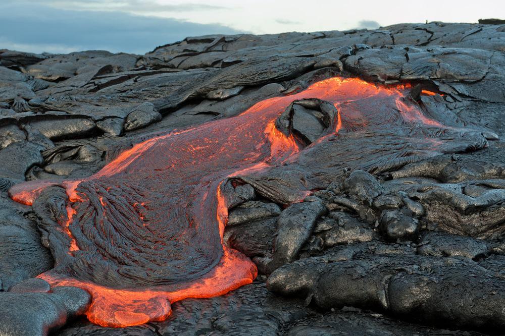 Volcanes de Hawai