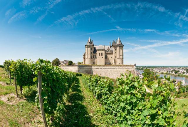 Chateau de Saumur, Loire Valley