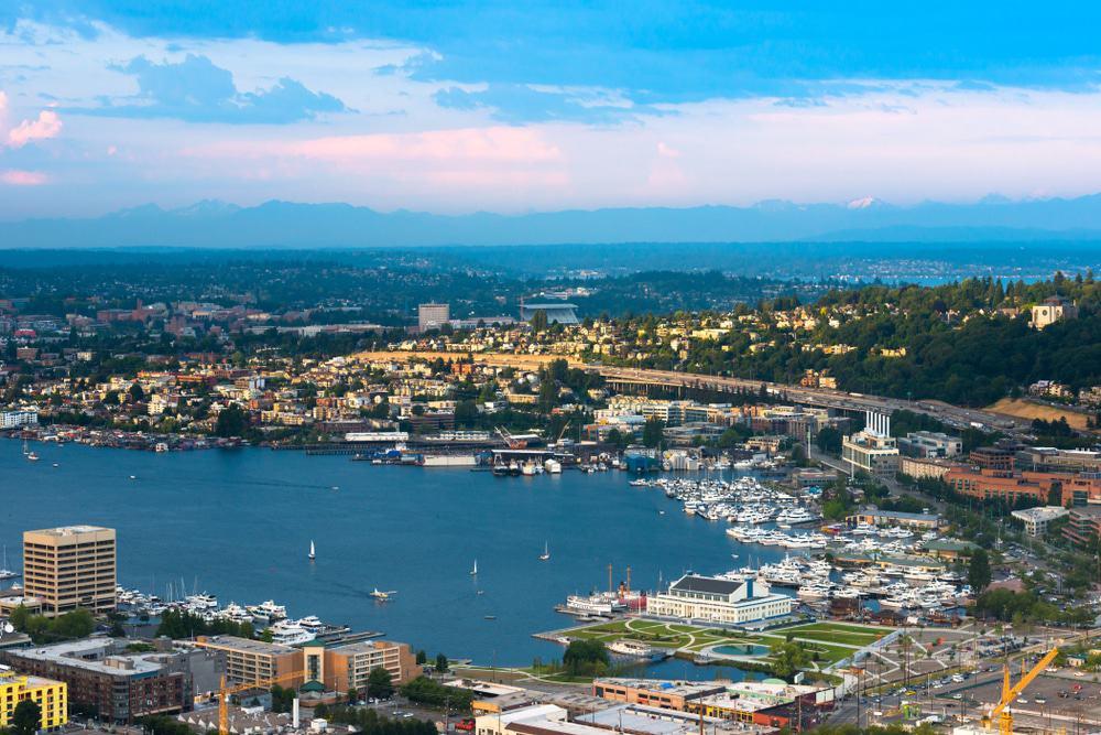 South Lake Union, Seattle