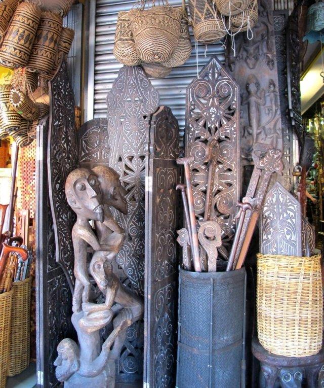 Main Bazaar, Kuching