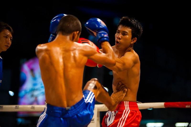 Muay Thai, Bangkok