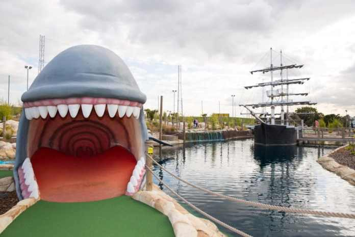 Moby Adventure Golf