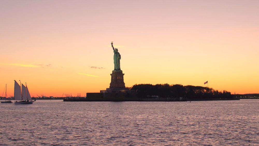 Crucero nocturno de Nueva York