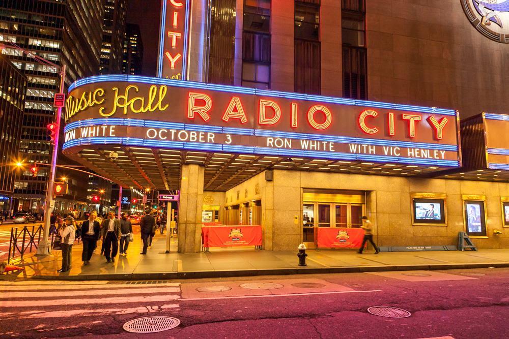Radio City Music Hall, Nueva York