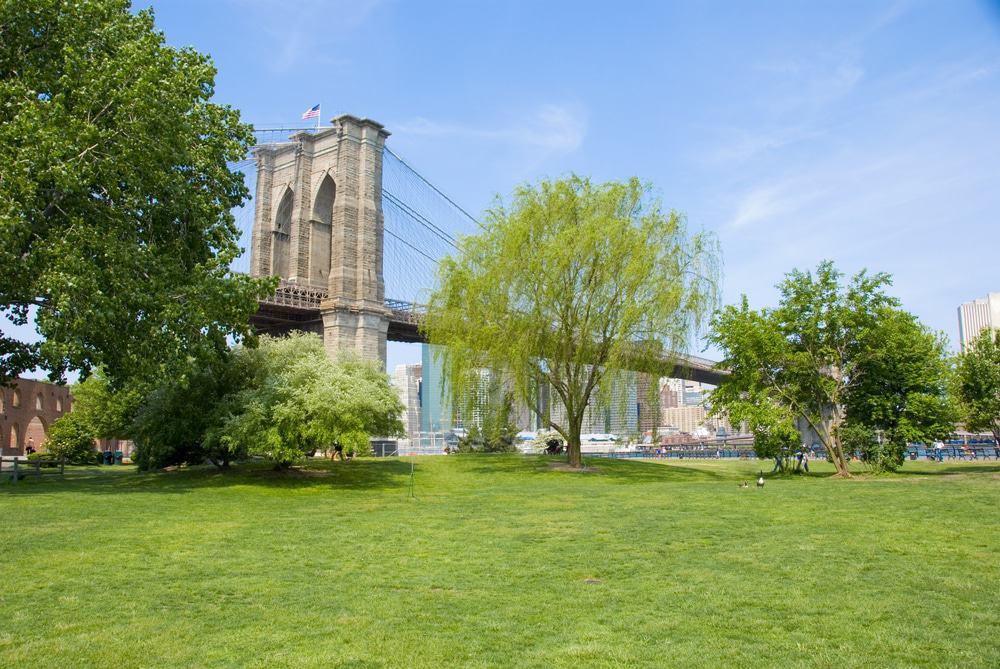 Parque del puente de Brooklyn