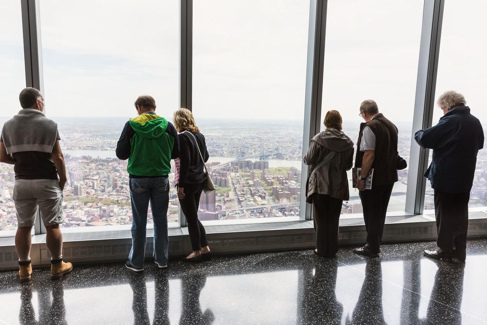 Observatorio One World Trade Center