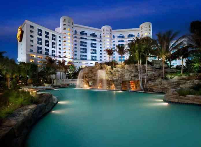 The Seminole Hard Rock Hotel & Casino
