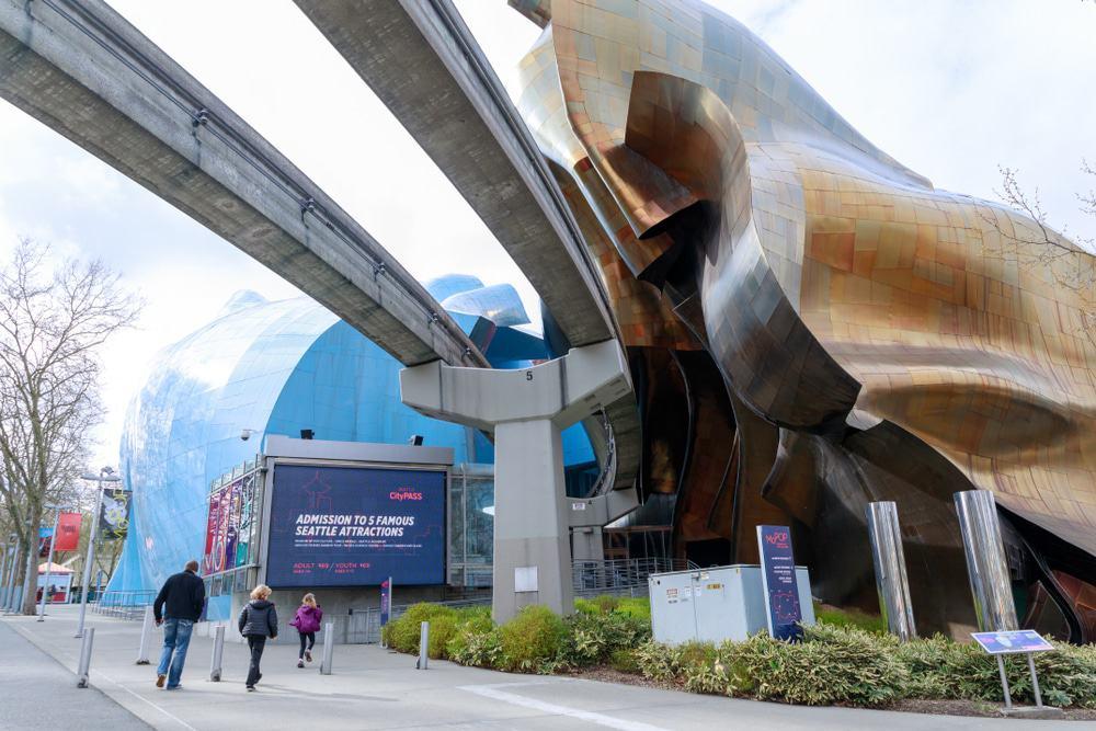 Museo de Cultura Pop, Seattle