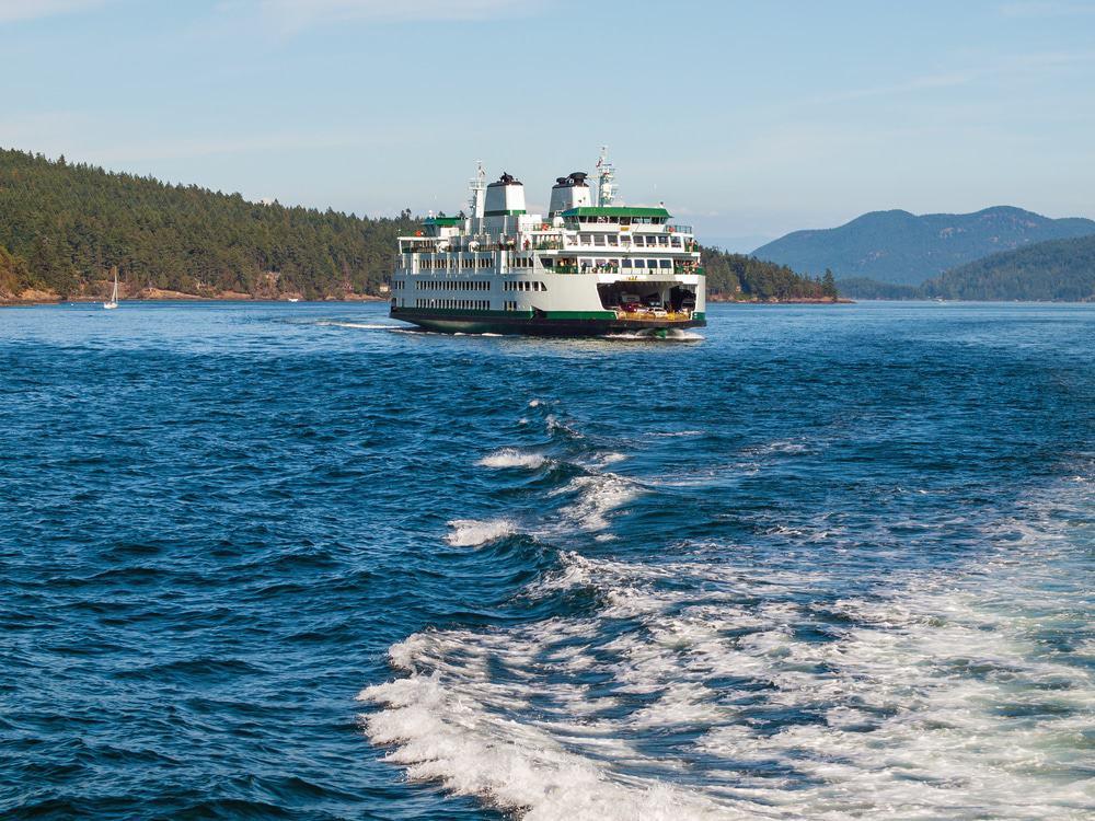 Ferries del estado de Washington