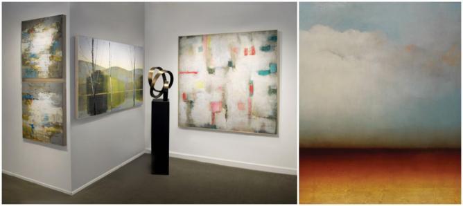 Pauline Ziegen, The hour of departure   Image courtesy of Karan Ruhlen Gallery