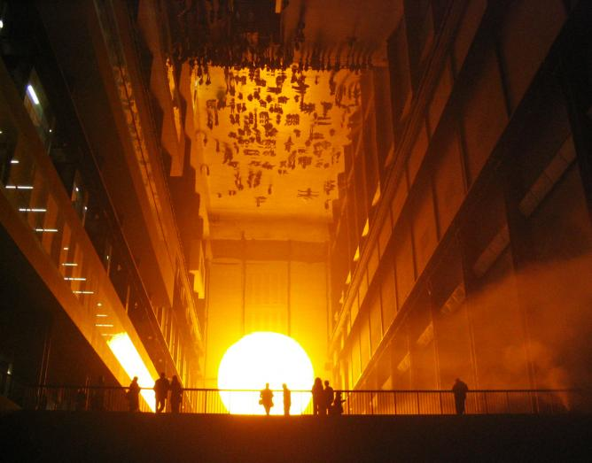 Olafur Eliasson Beauty And Science In Contemporary