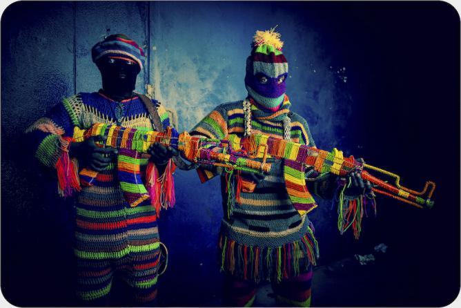 Reinterpreting Africas Gun Culture Ralph Zimans Ghosts